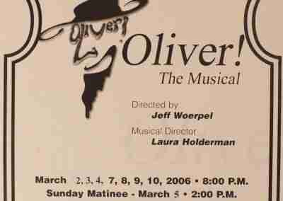 Oliver! The Musical