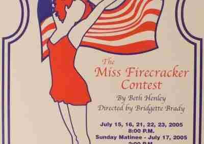 The Miss Firecracker Contest