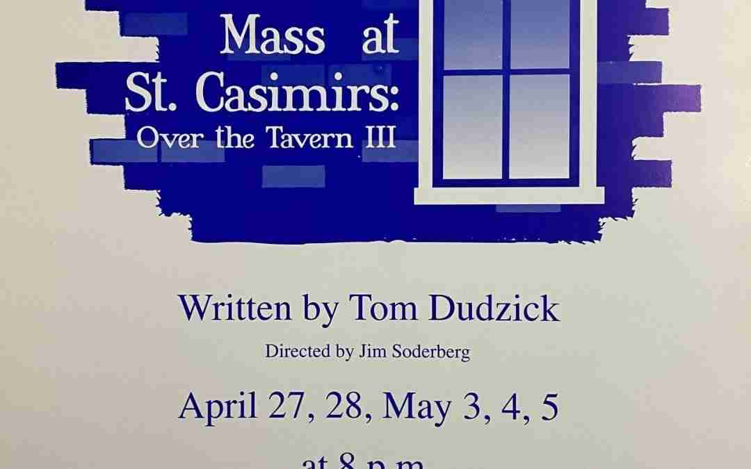 The Last Mass At St Casimirs