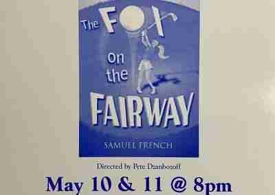 The Fox In The Fairway