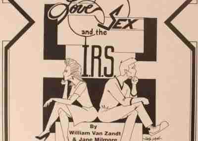 Love, Sex, And The I.R.S.