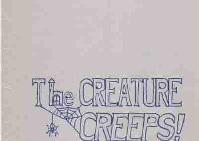 The Creature Creeps