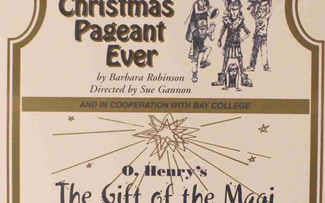 The Best Christmas Pageant Ever – Updated 10-15-2021